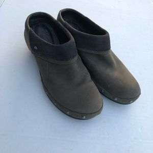 Merrell Luxe Studded Wrap Clogs